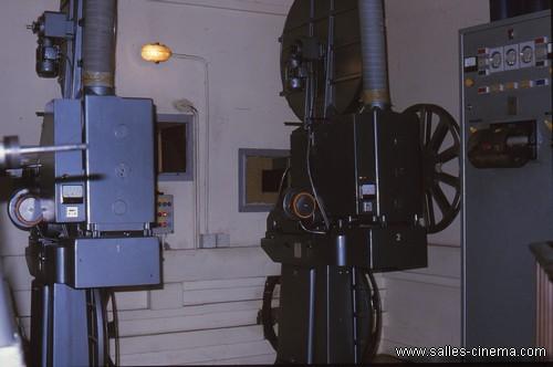 Projecteur du cinéma Gaumont