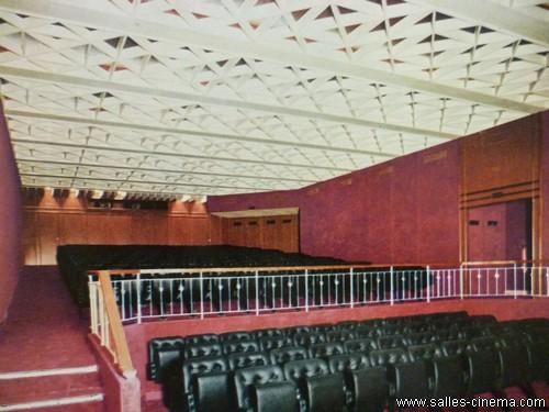 Cinéma Mayfair à Paris