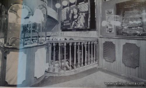 Cinéma Publicis Saint-Germain à Paris